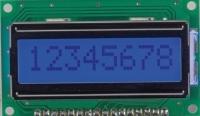 LCD Module 8X1