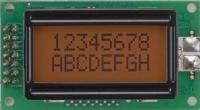 LCD Module 8X2