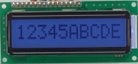 LCD Module 10X1