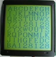LCD MODULES 128X128