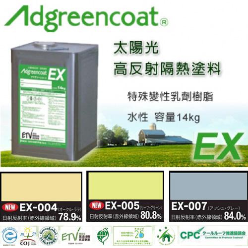 Adgreencoat® | JAMPOO UNION CORP  | CENS com