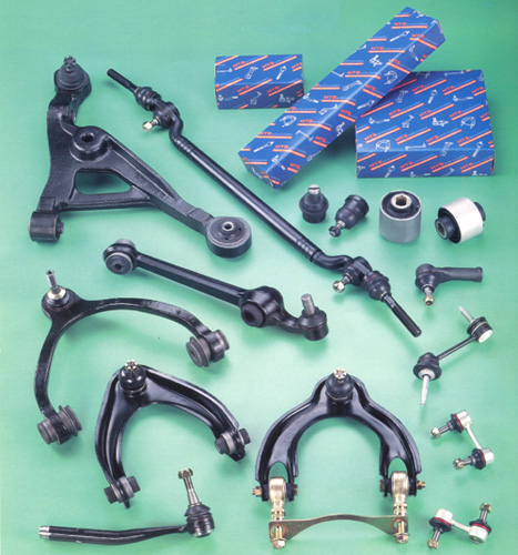 MTS Auto Chassis parts, kits & componnets