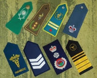 Cens.com Embroidered Epaulette LIH KUOH ENTERPRISE CO., LTD.