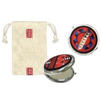 刺绣镜子束口袋组