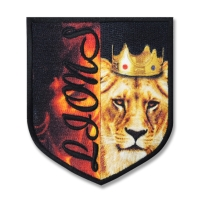 Printed Embroidery Emblem