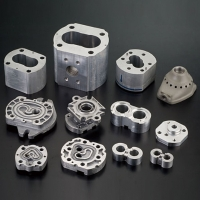 Cens.com Hydraulic Parts / CNC Milling ZHAN CHENG PRECISION INDUSTRIAL CO., LTD.