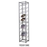 10-shelf shoe rack