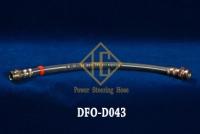Rear drum brake hoses