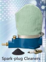 Spark-plug Cleaners