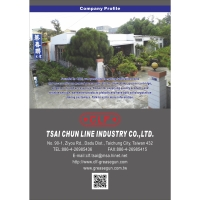 Cens.com Catalog 8 TSAI CHUN LINE INDUSTRY CO., LTD.