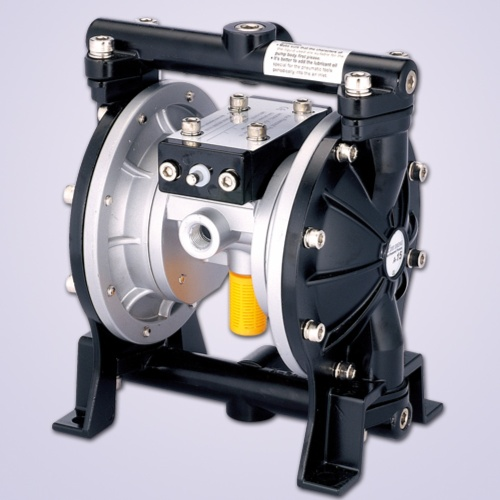 """3/8"""" air-operated double diaphragm pump"""