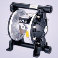 """3/4"""" air-operated double diaphragm pump"""