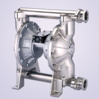 """1-1/2"""" air-operated double diaphragm pump"""