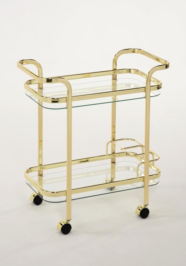 LC-3628-1 Bar Cart