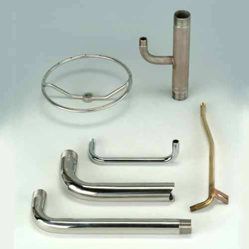 Stainless-steel/Brass Tube Parts