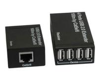 4 Port USB 2.0 Extender (100m)