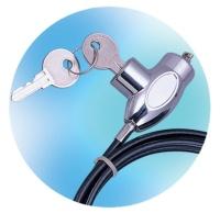 Key Notebook Locks