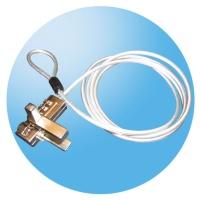 電腦鎖(鎖端子孔)