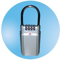 4-Digits Key Box With Lid