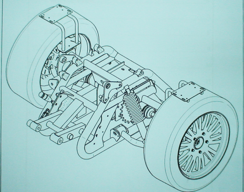 Conversion kits drawings
