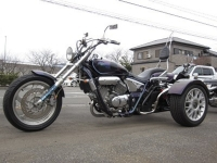 Honda Magna trike conversion kits