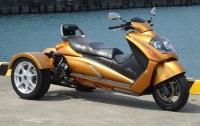 Suzuki Gemma Trike conversion kits