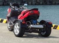 Suzuki Sky wave trike conversion kits