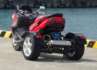Suzuki Sky wave trike conversion kits