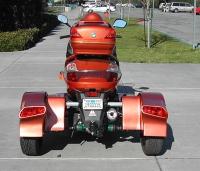 XY260 trike conversion kits