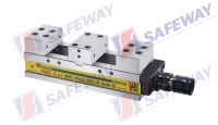 FMS COMPACT HYDRAULIC DOUBLE LOCK MACHINE VISE