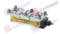 FMS COMPACT FLEXIBLE BALANCE GRIPPER JAW DOUBLE LOCK MACHINE VISE