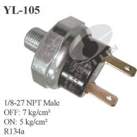 Air compressor pressure switch