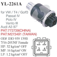 Auto Air-con pressure switch