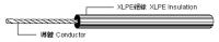 FLRY nx-- 薄肉多芯絞線