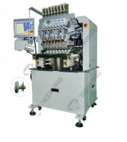 TM-5008-TP 8 SPINDLE WINDING + TAPING MACHINE