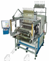 Cens.com AD-TM-5008-08-TP 8 SPINDLE COIL TAPING MACHINE TEEMING MACHINERY CO., LTD.
