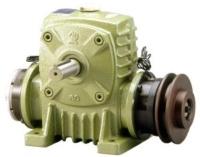 Worm Gear Reducer with Clutch / Brake -