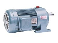 Small Gear Reducer Motor-Horizontal Type with 3-Phase Motor -