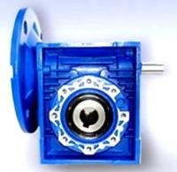 Aluminum Alloy Worm Gear Reducer -