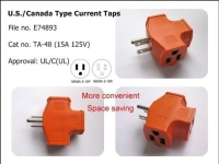 U.S.Canada Type Current Taps