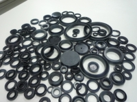 BRAKE RUBBER CUPS AND RINGS