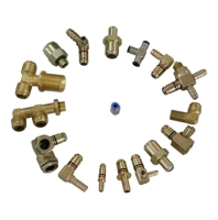 FAST ATTACHED FITTINGS
