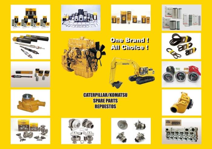 Heavy Duty Parts
