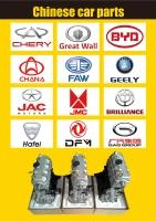 Chinese Car Parts