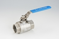 2-pcs Thread End Ball Valve
