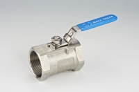 1-pc Thread End Ball Valve-A