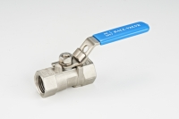 1-pc Thread End Ball Valve-B