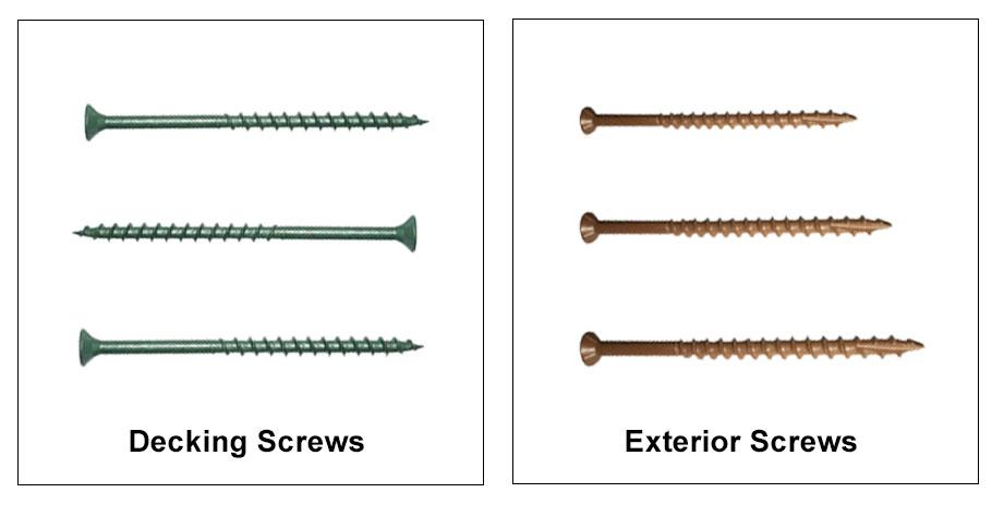 Decking Screws