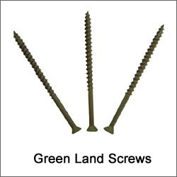 Green Land Screws