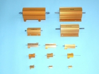 Aluminum Housed Wire-wound Power Resistor